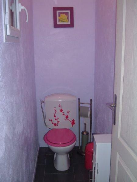 Peinture toilettes meilleures images d 39 inspiration pour for Peinture wc design